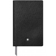 Montblanc - Notebook 148 Black Leather ref. 118036