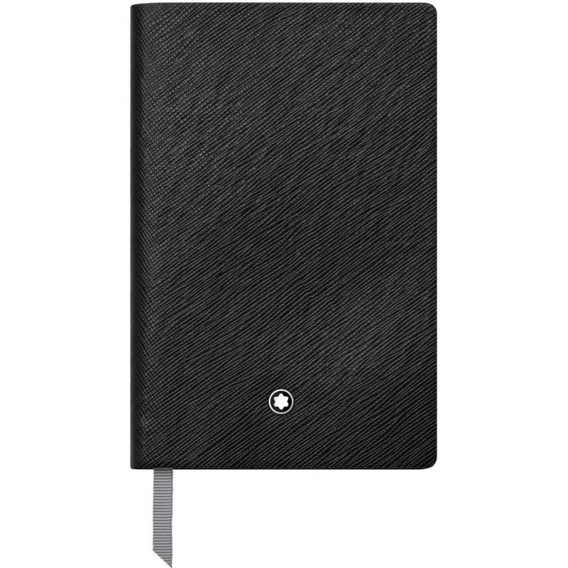 Montblanc - Notebook 148 Black Leather ref. 118036
