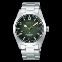 Seiko - Prospex Alpinist Green Dial & Steel Bracelet SPB155J1