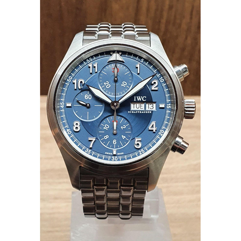 PRE-OWNED IWC Limited Edition Chronograph IW371712