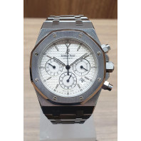 PRE-OWNED Audemars Piguet Royak Oak Chronograph 25860ST.OO.1110ST.05