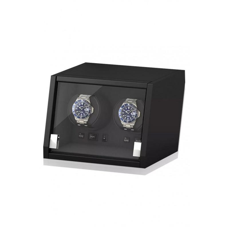 Beco Watch Winder Castle Black - 2 watches 309399
