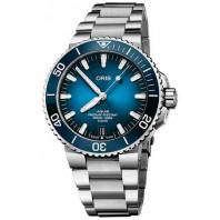 Oris Aquis Date Calibre 400 43,5 mm Blue & Steel Bracelet 01 400 7763 4135-07 8 24 09PEB