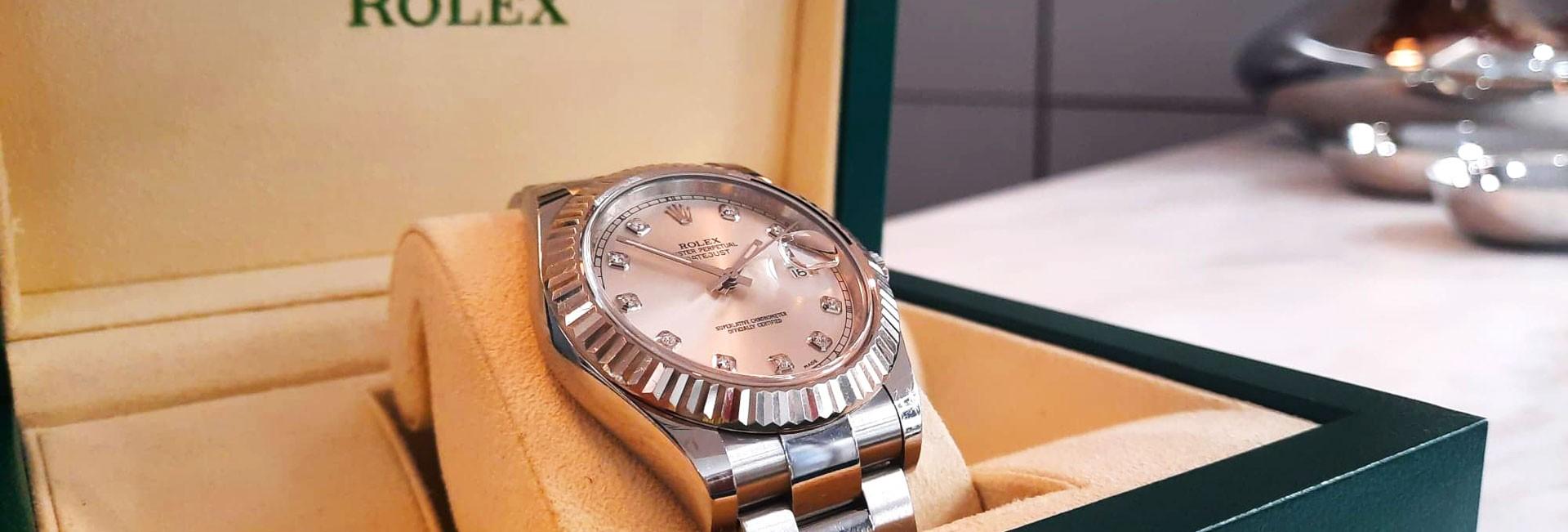 Begagnade Rolex